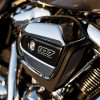 Harley-Davidson Milwaukee Eight é motor de 1.753 cc