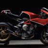 MV Agusta Forged Carbon é Brutale 800 Cafe Racer