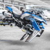 BMW R 1200 GS Adventure voadora?