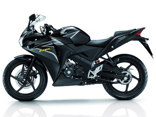 Fotos do novo lançamento 2011 Honda CB 150R e CB 250R