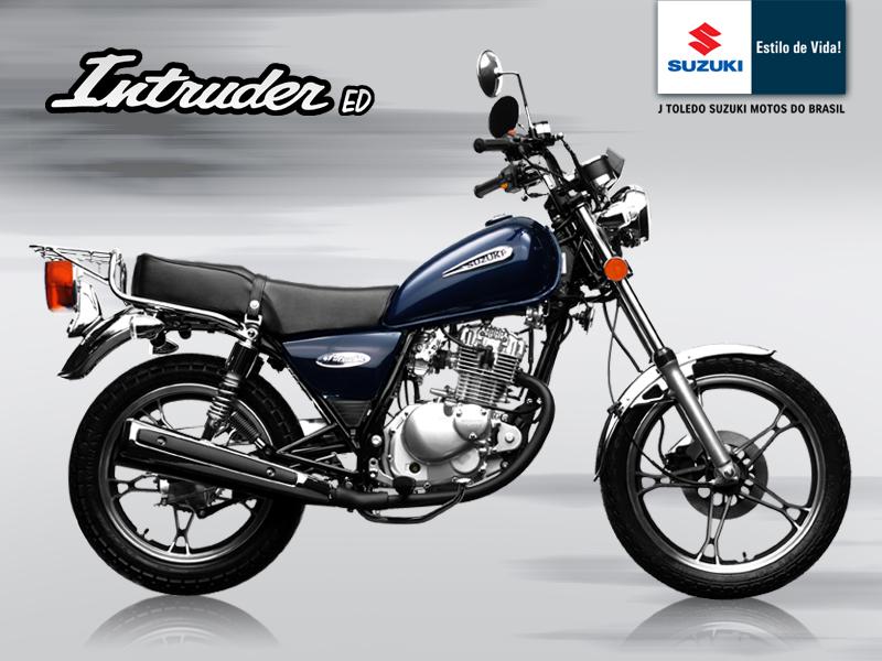 Suzuki Intruder 125 2013 Suzuki Intruder 125 2011 01
