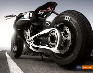 saline bird concept uma moto de corrida conceitual movida a ar