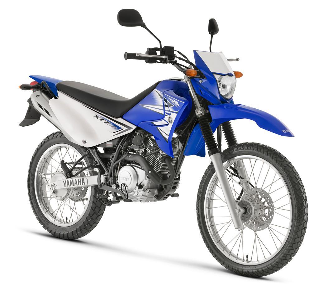 Conhe a mais sobre a yamaha xtz 125 e a xtz 125x modelos for Yamaha xtz 125