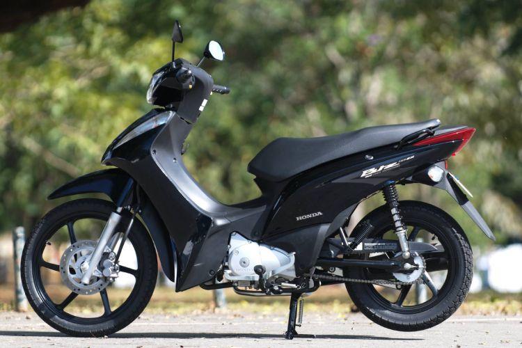 Conheça mais sobre a Honda BIZ EX 2011, a sucessora da BIZ+