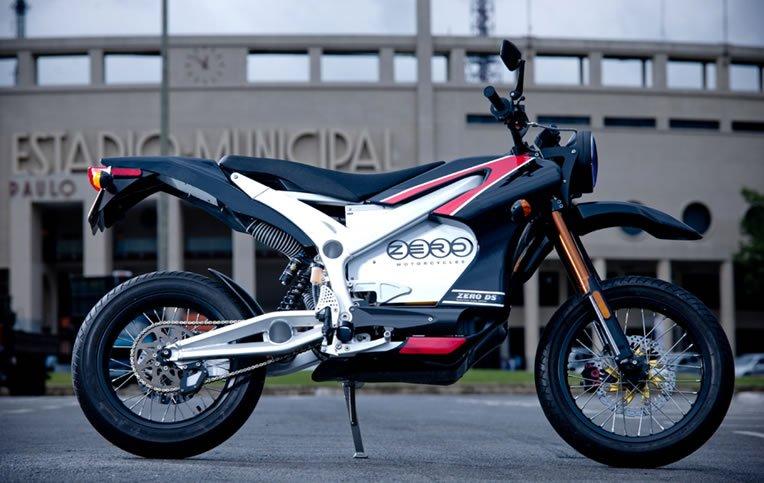 Moto El 233 Trica Zero Ds Motorcycles Tem Desempenho Similar A