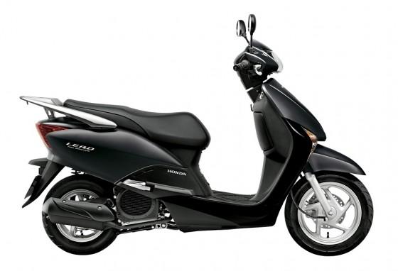 conhe a a nova honda lead 110 2012 motorede. Black Bedroom Furniture Sets. Home Design Ideas