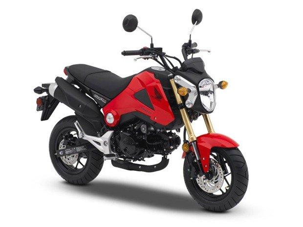 Nova Honda Msx 125 Honda Grom 01 Motorede