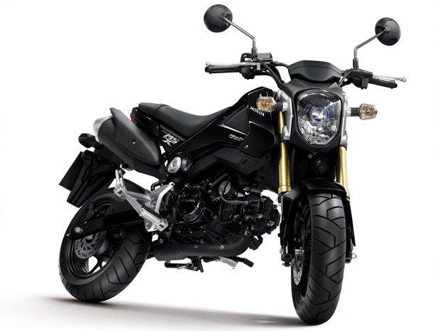 Nova Honda MSX 125 Honda Grom