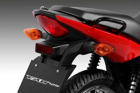 Nova Honda CG 150 Titan 2014