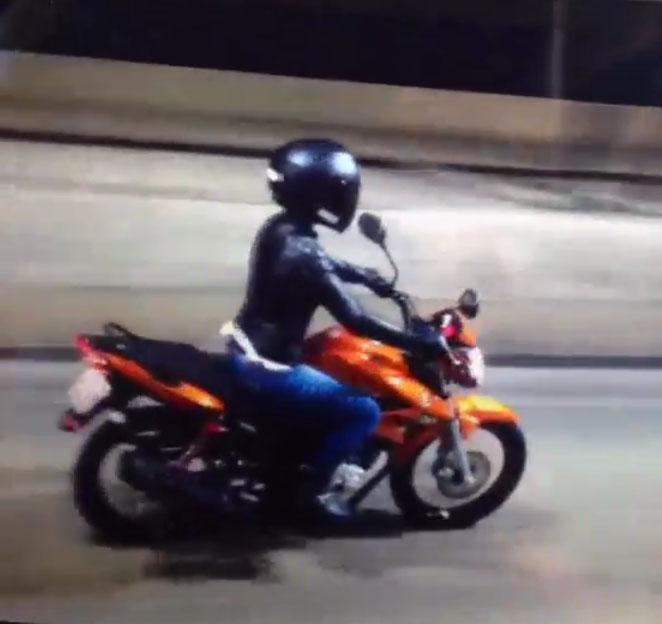 Nova Yamaha 150cc vaza na net