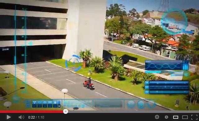 Vídeo oficial da Yamaha 150 2014