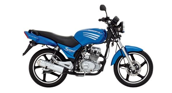 Dafra Speed 150 2013 2014 Azul