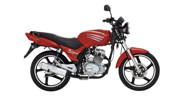 Dafra Speed 150 2013 2014 Vermelha