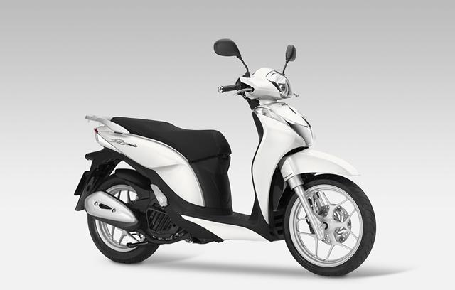 Lançamento Honda o scooter SH Mode 125 01