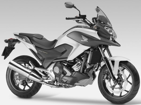 Nova Honda NC 750X 2014