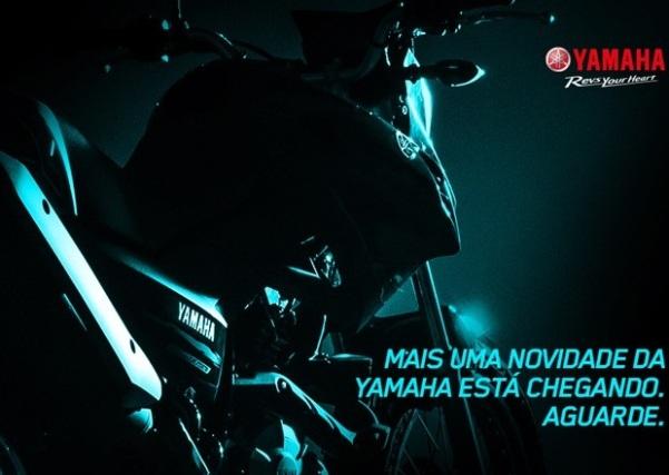 Nova Yamaha XTZ 150 2014