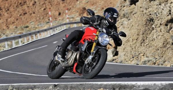Ducati Monster 1200S 2014