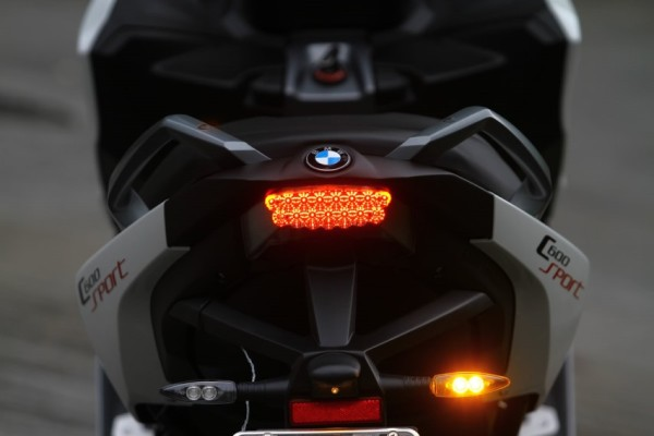 BMW C 600 Sport 2014 no Brasil