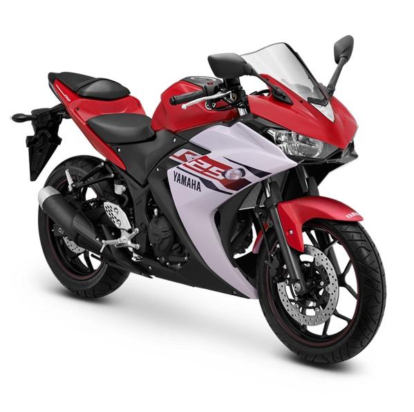 Yamaha YZF-R25 Lançada na Indonesia