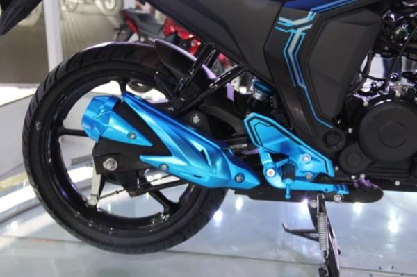 Nova Yamaha FZS 2015 150cc 04