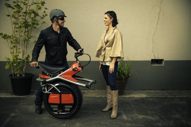 RYNO Cycle moto eletrica de 1 roda