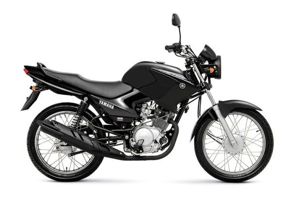 Yamaha Factor YBR 125 linha 2014