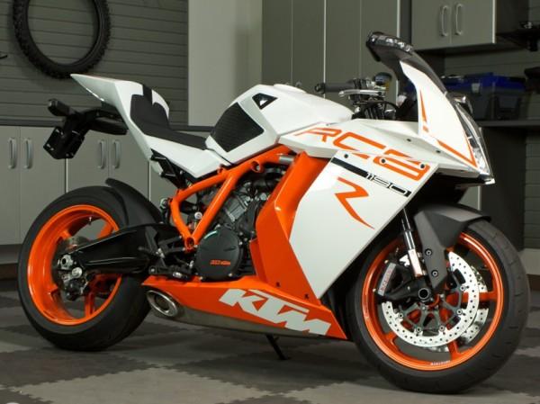 linha 2014 e 2015 KTM DAFRA no Brasil 02 RC8 R