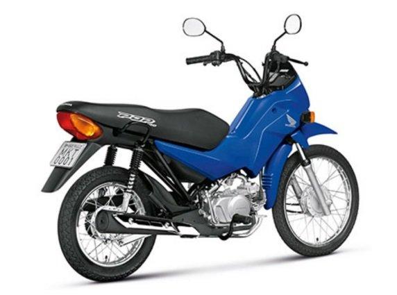 Honda Pop 100 2014