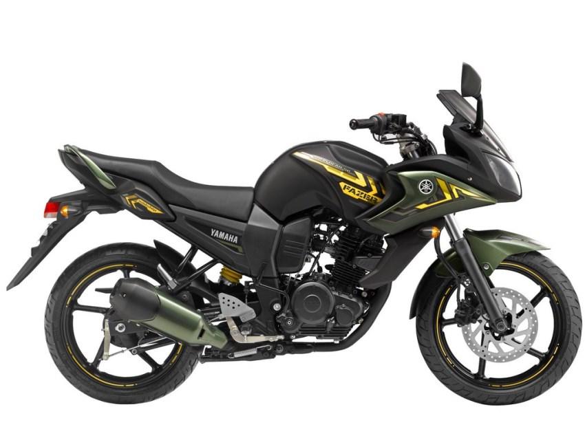 Nova Yamaha Fazer 2 0 carenada   233  flagrada nas ruas   Motorede