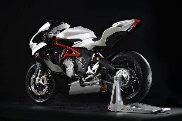 Superbike F3 800 da MV Agusta Brasil 2014