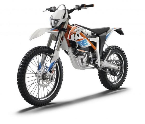 KTM Freeride E 2015