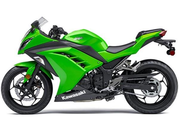 Nova Kawasaki Ninja 300 ABS 2015