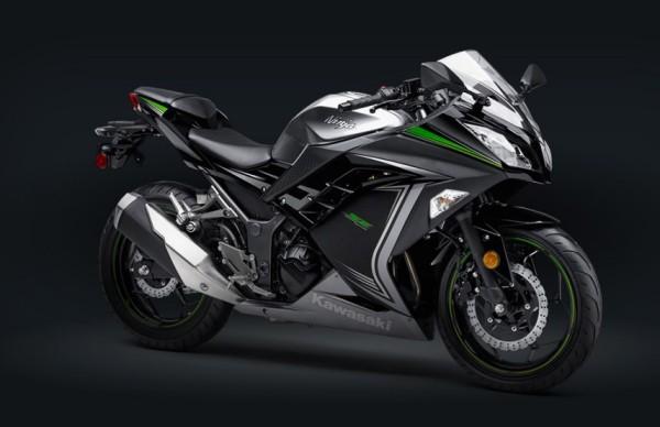 Nova Kawasaki Ninja 300 ABS 2015 05 SE