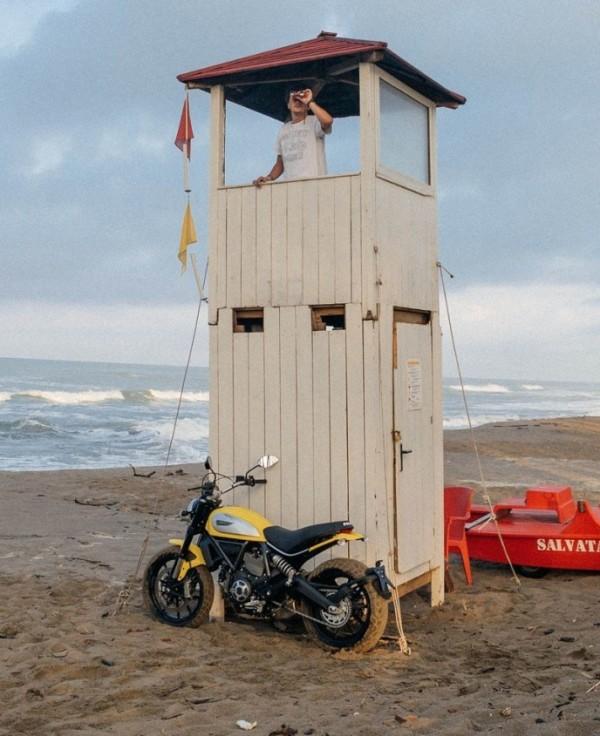 Anunciada para o Brasil Ducati Scrambler 2015