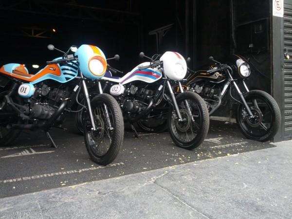 Chimpa TMC Honda CG 125 e 150 Cafe Racer