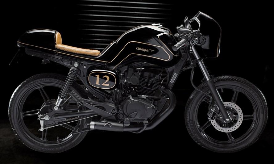 Chimpa Tmc Honda Cg 125 E 150 Cafe Racer 05 Motorede