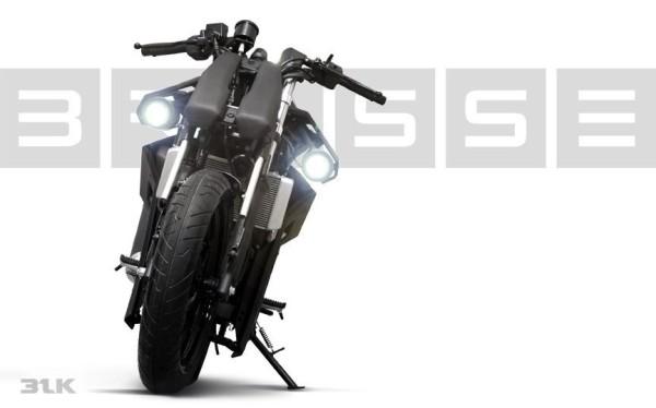 Kawasaki Ninja 250 customizada streetfighter