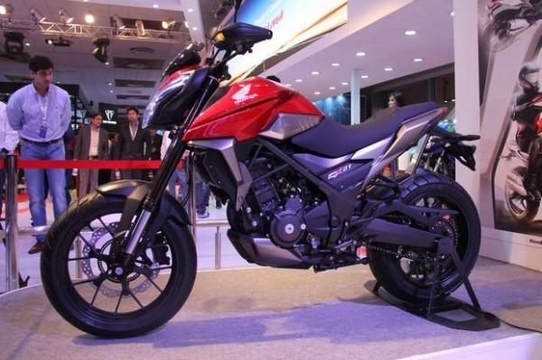 Nova Honda 160cc CX-01