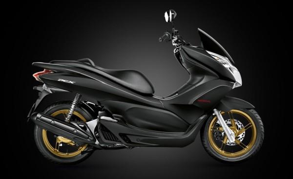 Nova Honda PCX DLX 2015