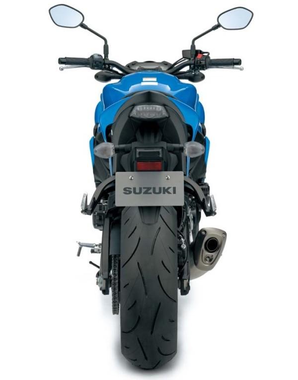 Suzuki GSX S1000 2015