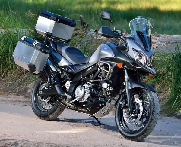 Suzuki V Strom 650 2015 XT