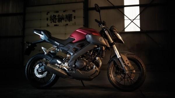 Yamaha MT-250 - MT-125