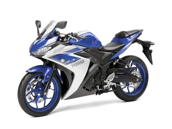 Yamaha revela nova YZF R3 2015