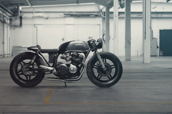 Honda CB 750 customizada