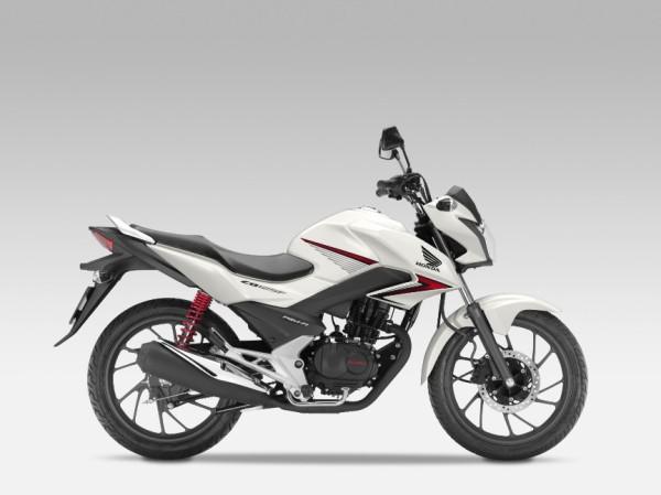 Honda anuncia nova CB 125F 2015 08