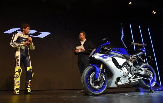 Nova Yamaha YZF R1 2015 lancamento 03 | Motorede