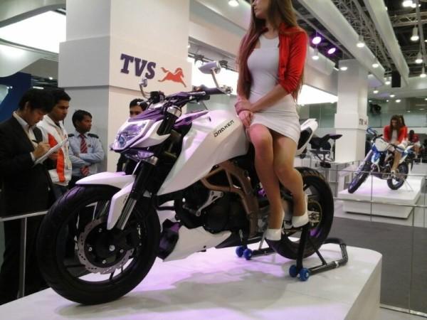 Nova BMW K03 TVS 300cc