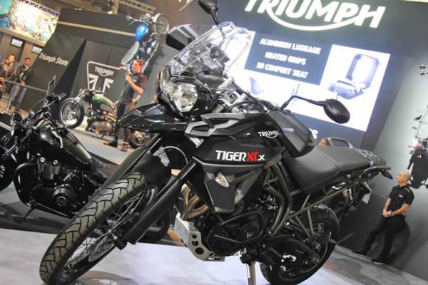 Novas Triumph Tiger800 XCx XRx 2015