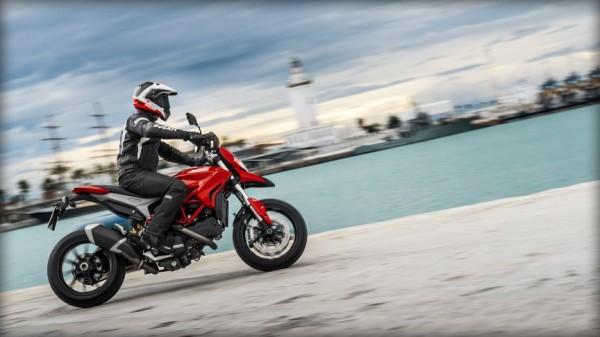 Ducati Hypermotard e Hyperstrada são nacionalizadas