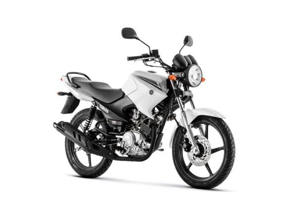 Factor YBR 125 2015 Cores